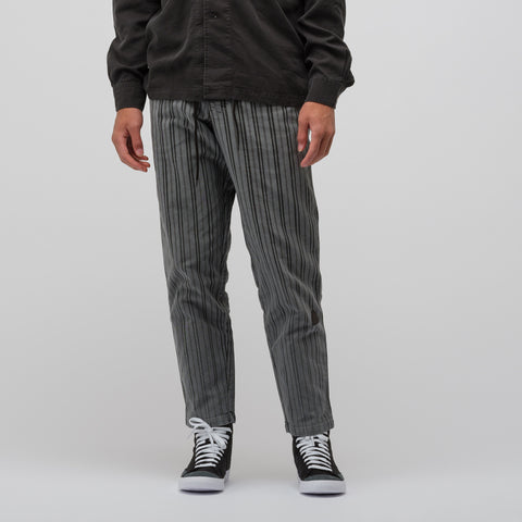 Cav Empt Stripe Beach Pants in Grey - Notre