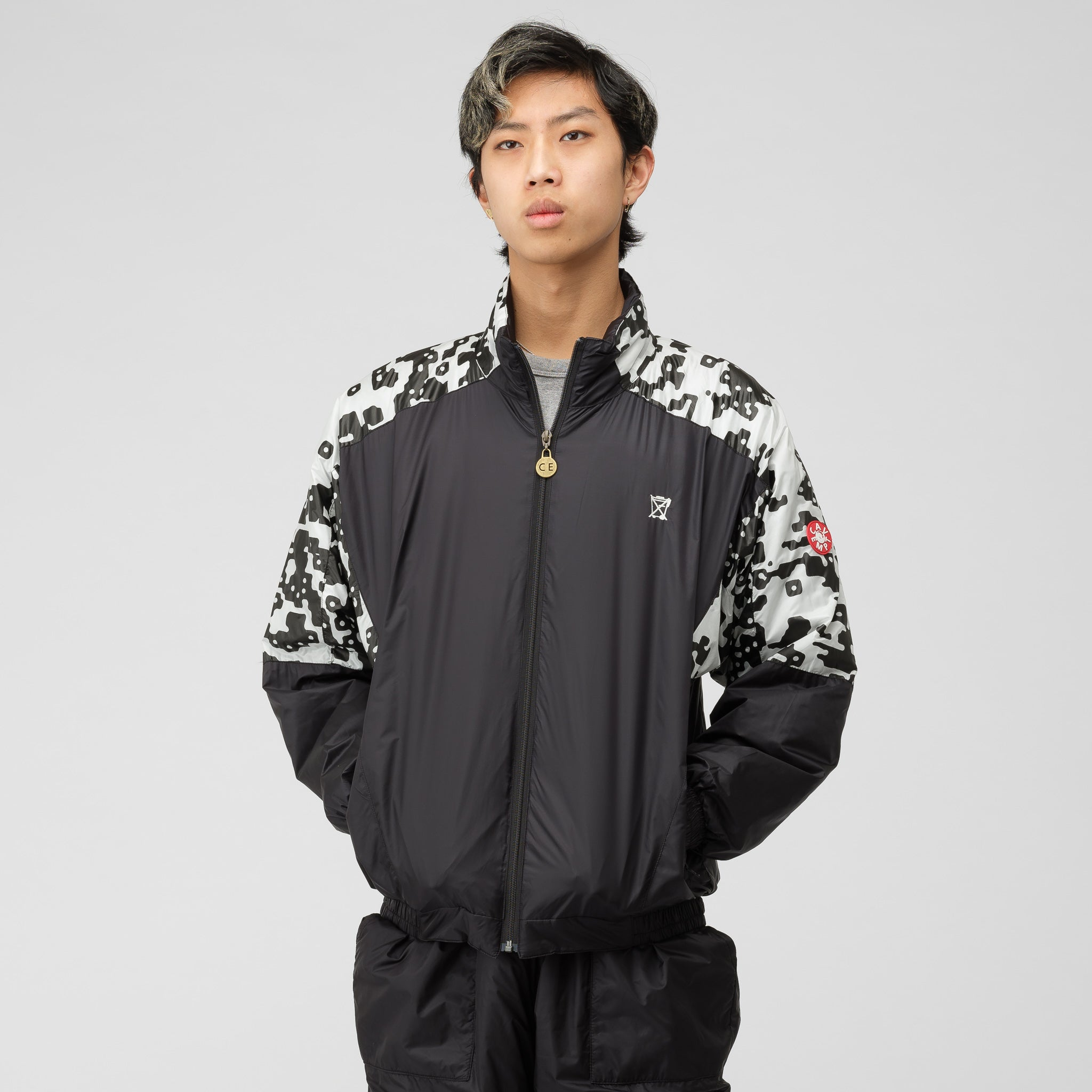Training Jacket 6 in Black
