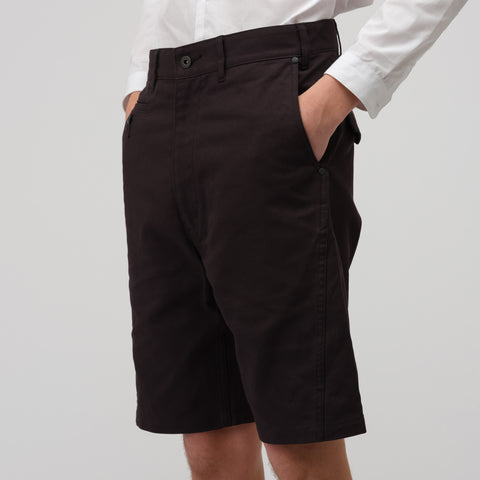 Junya Watanabe Short Pants in Black - Notre