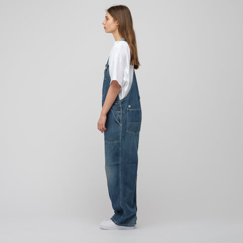 Chimala 11oz Denim Overall in Vintage Wash - Notre