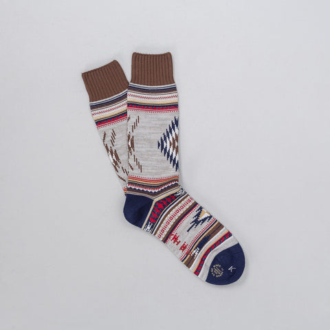 Chup Churro Sock in Charcoal - Notre