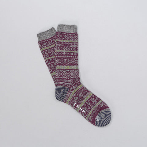 Chup Kogin Sock in Purple - Notre