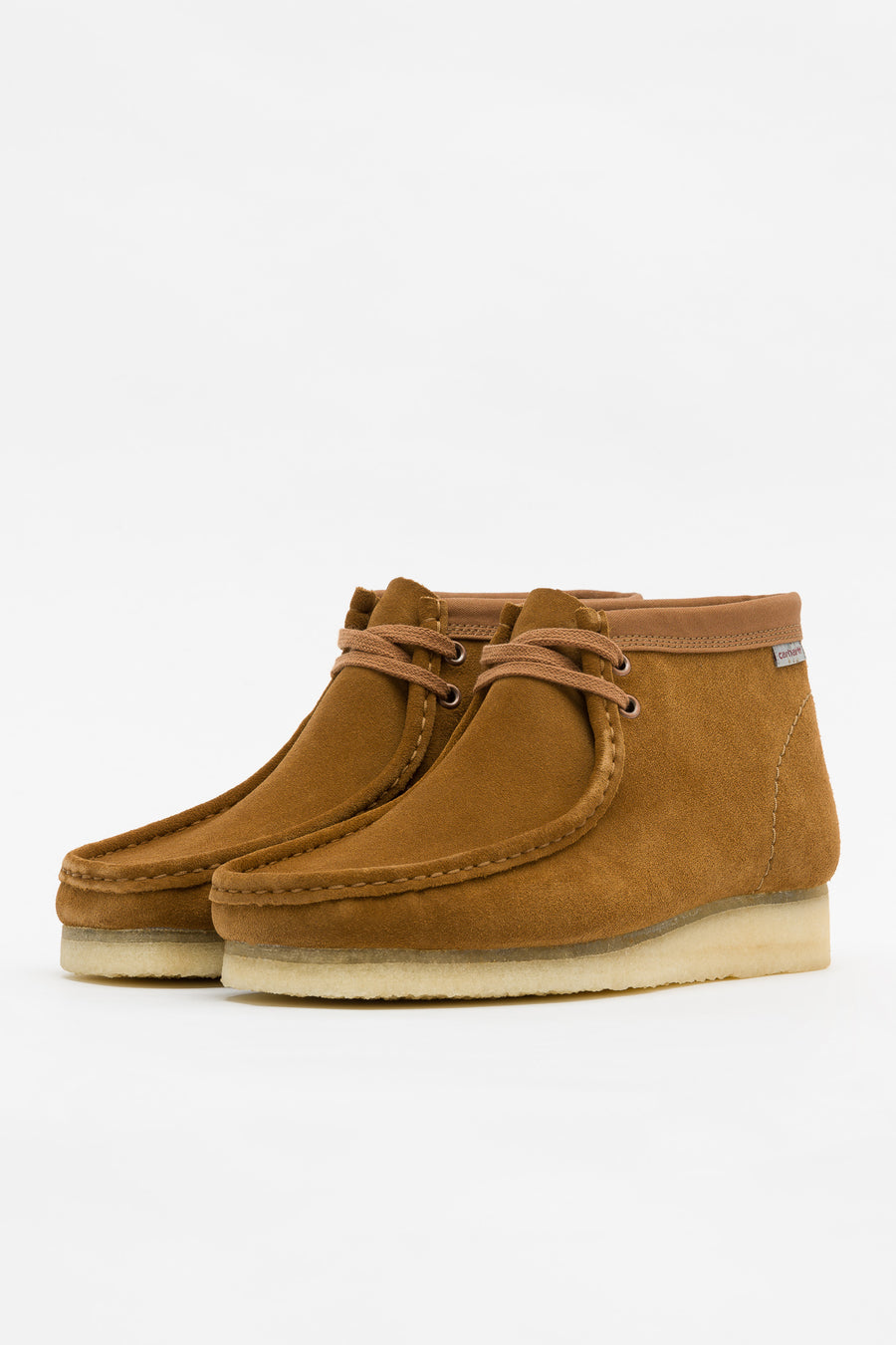 Clarks Carhartt WIP Wallabee Boot in Brown - Notre