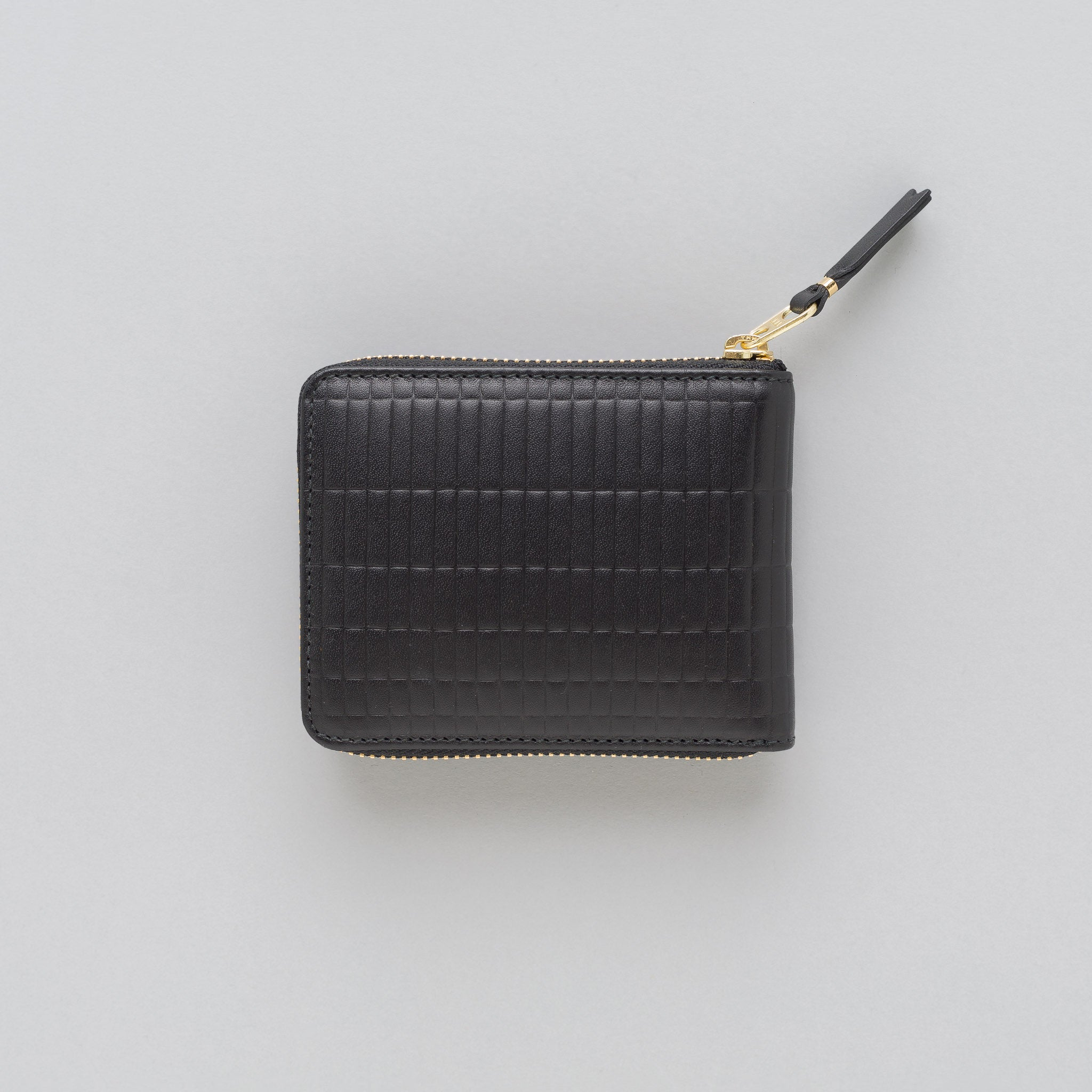 Brick Line Wallet in Black