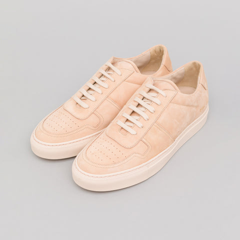 Common Projects Bball Low in Nude Nubuck - Notre