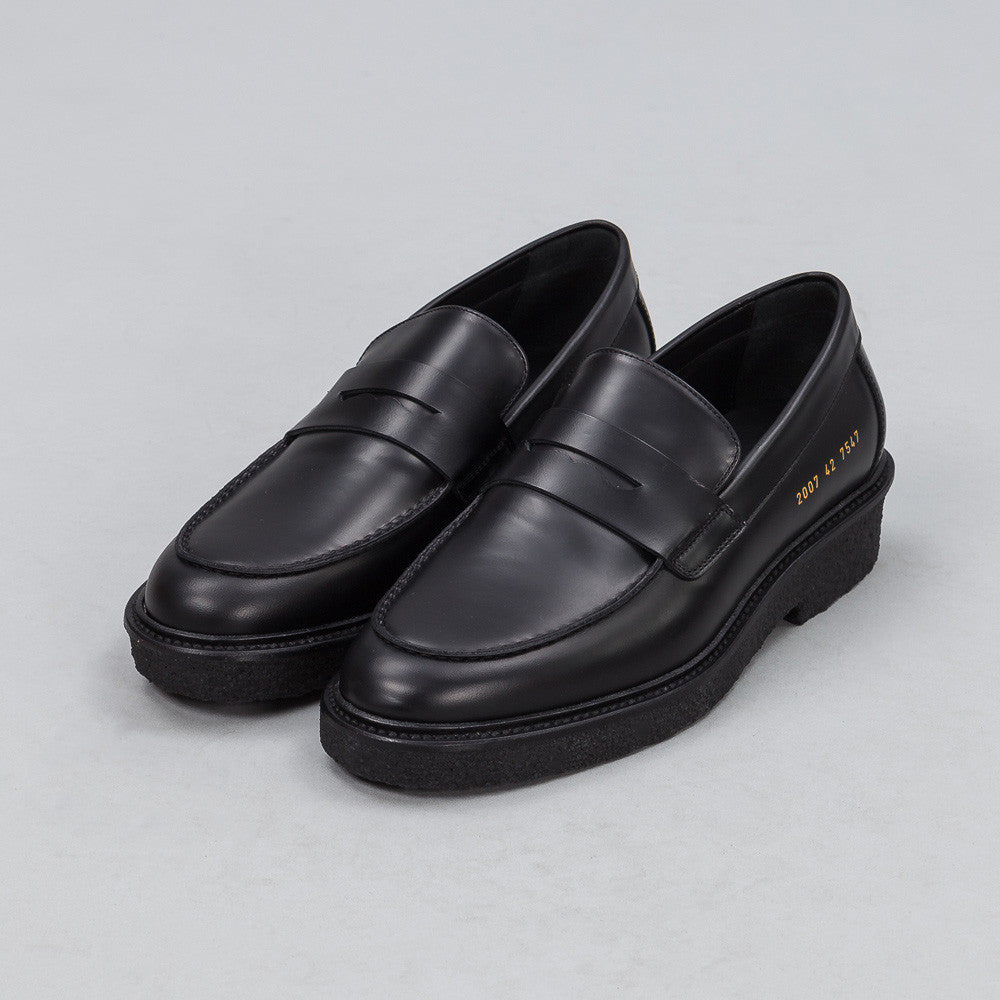 Common Projects Loafer in Black