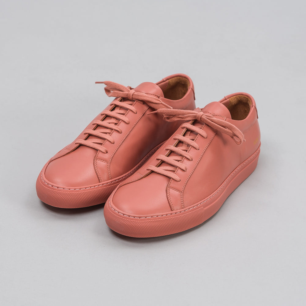 Common Projects Original Achilles Low in Antique Rose - Notre