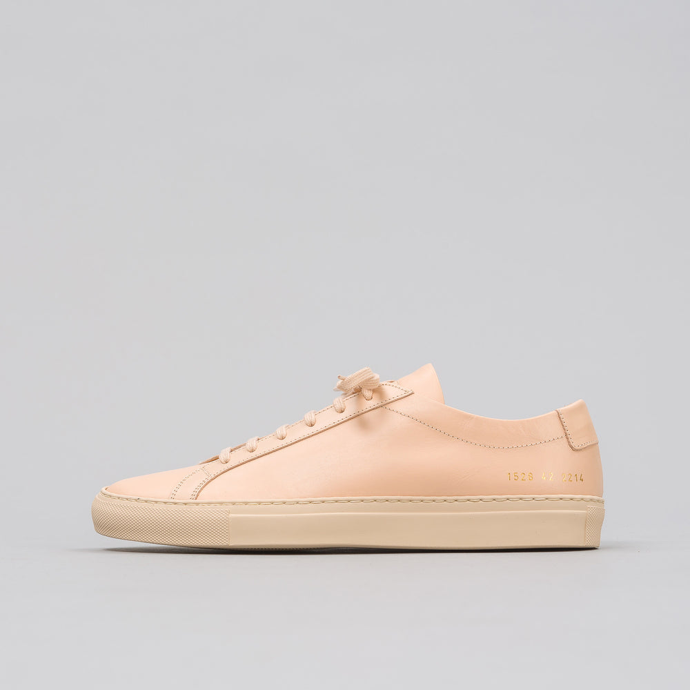 Common Projects Original Achilles Low in Natural - Notre
