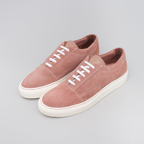 Common Projects Skate Low Suede in Blush - Notre