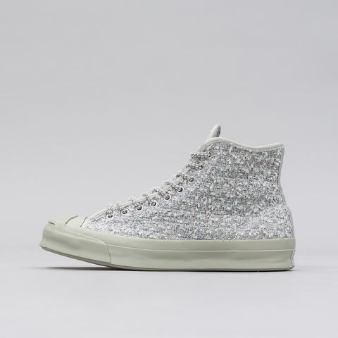 Converse x Bunney Jack Purcell Hi in Grey - Notre