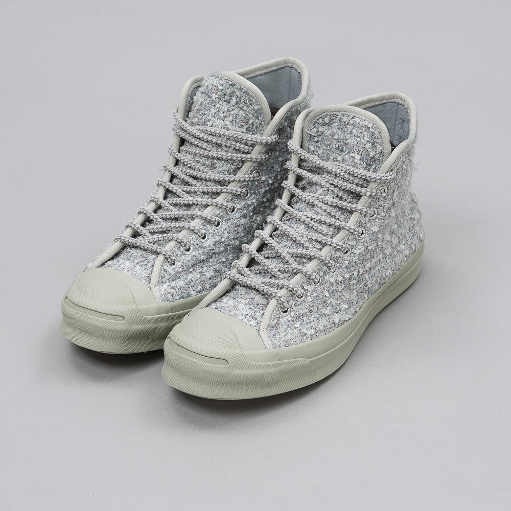 Converse x Bunney Jack Purcell Signature High in Grey Notre