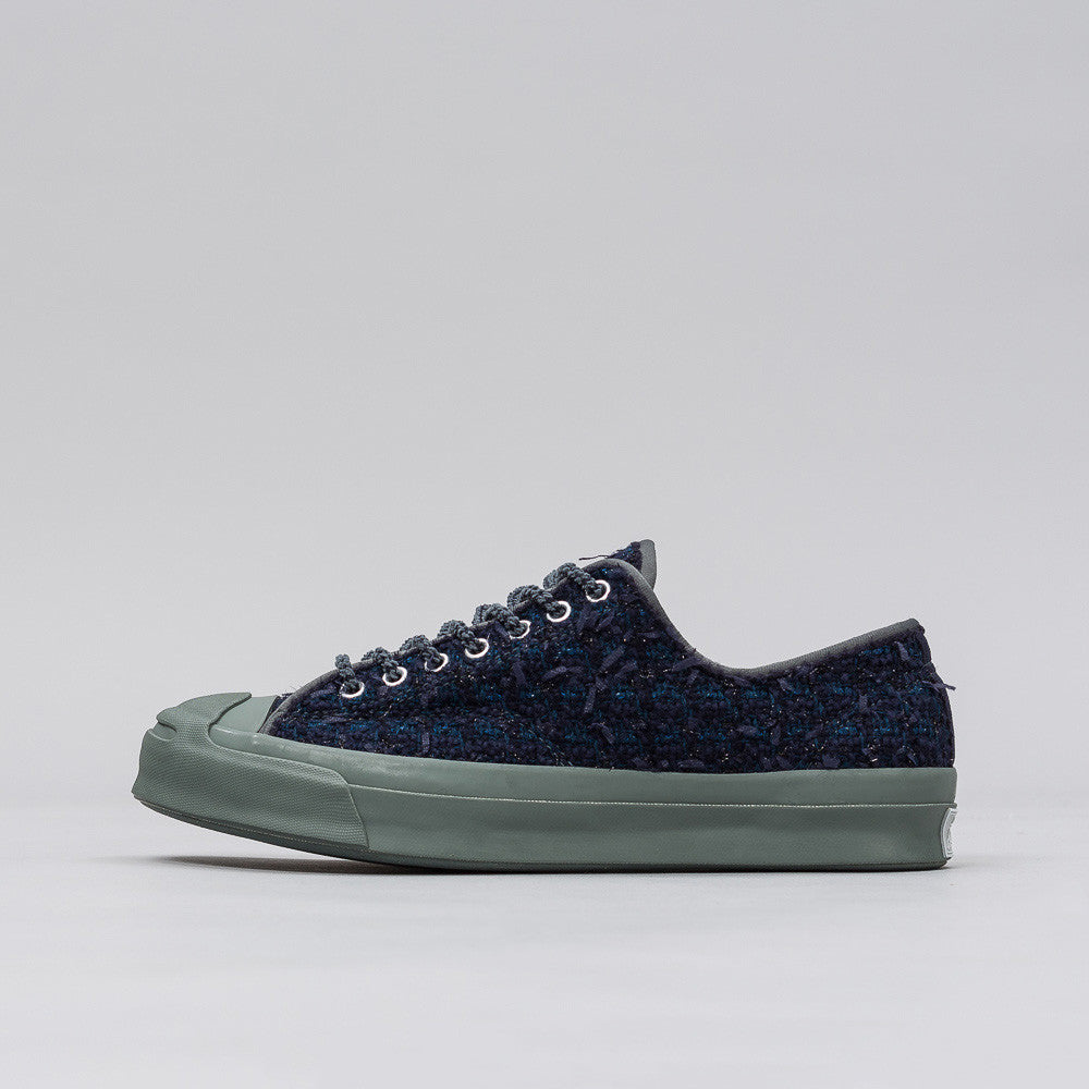 Converse x Bunney Jack Purcell Signature Low in Navy Notre