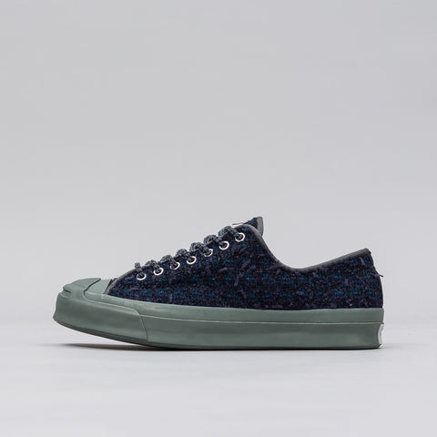 Converse x Bunney Jack Purcell Low in Navy - Notre