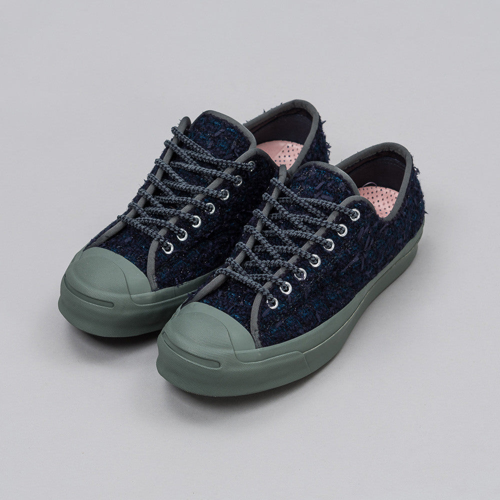 x Bunney Jack Purcell Low in Navy