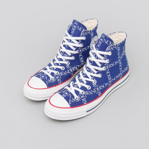 Converse x JW Anderson Chuck 70 Hi in Twilight Blue - Notre
