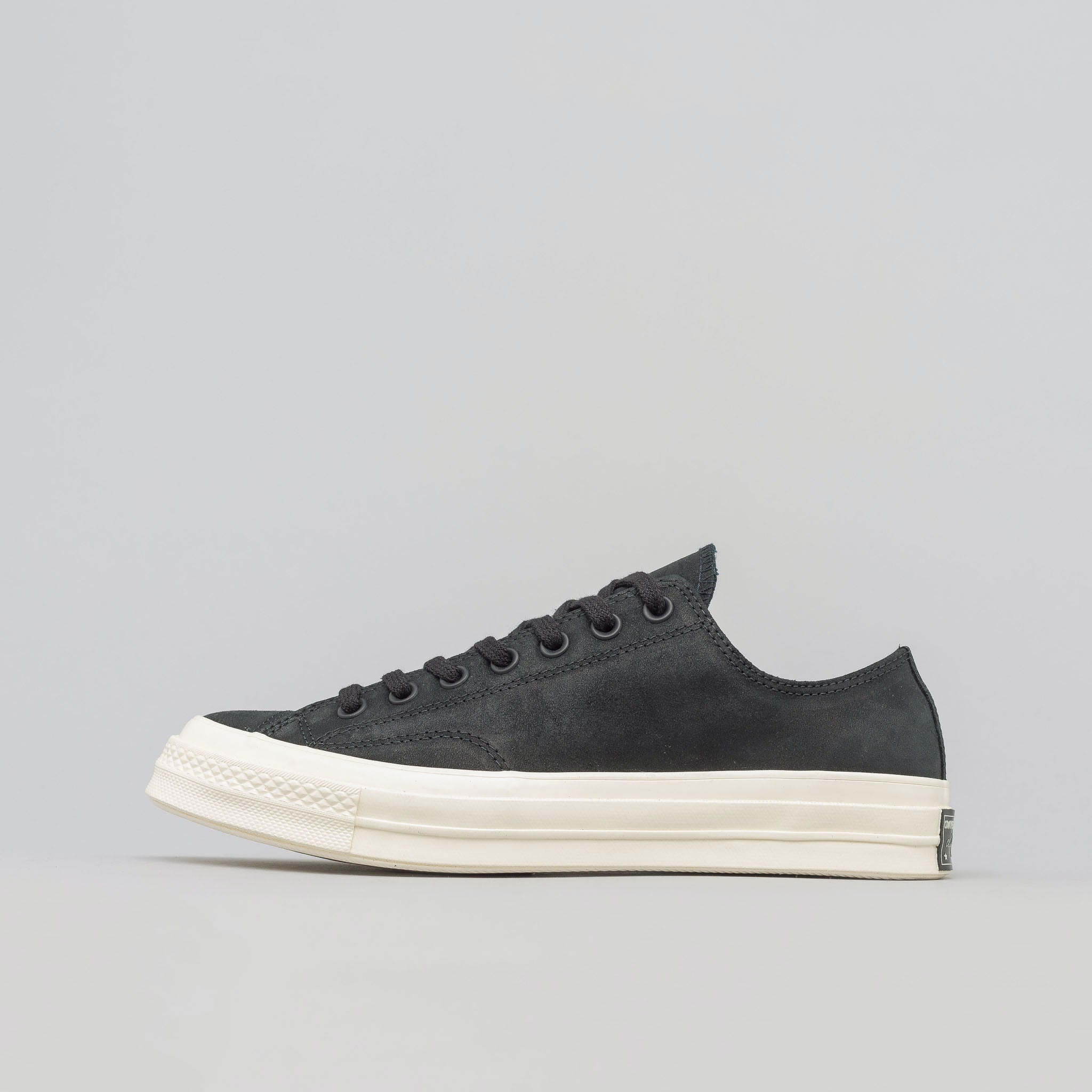 Chuck 70 Ox in Black/Egret