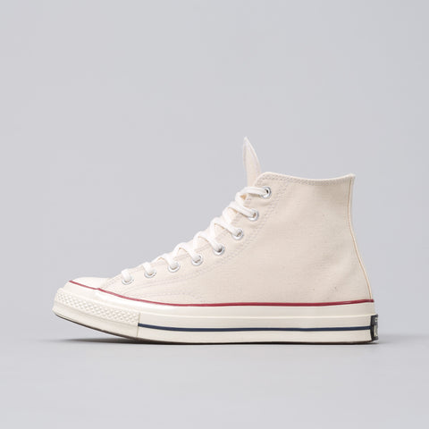 Chuck Taylor All Star 70 Canvas Hi in Parchment