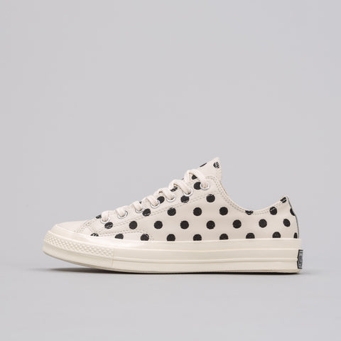 Converse Chuck Taylor AS70 Low Polka Dot - Notre
