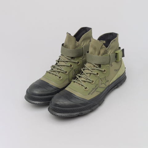 Converse Fastbreak MC18 Hi in Field Surplus/Black - Notre