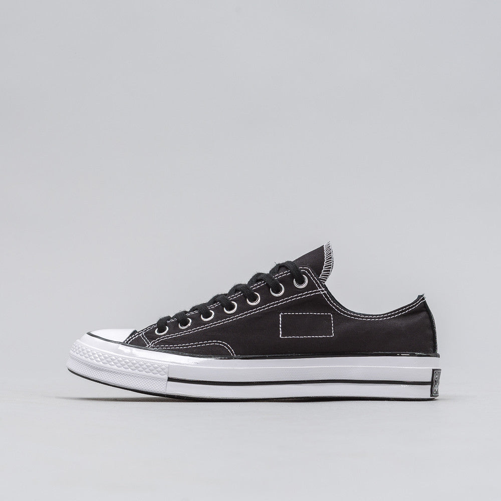 Converse x Fragment Design CTAS 70 Ox 'Tuxedo' in Black - Notre