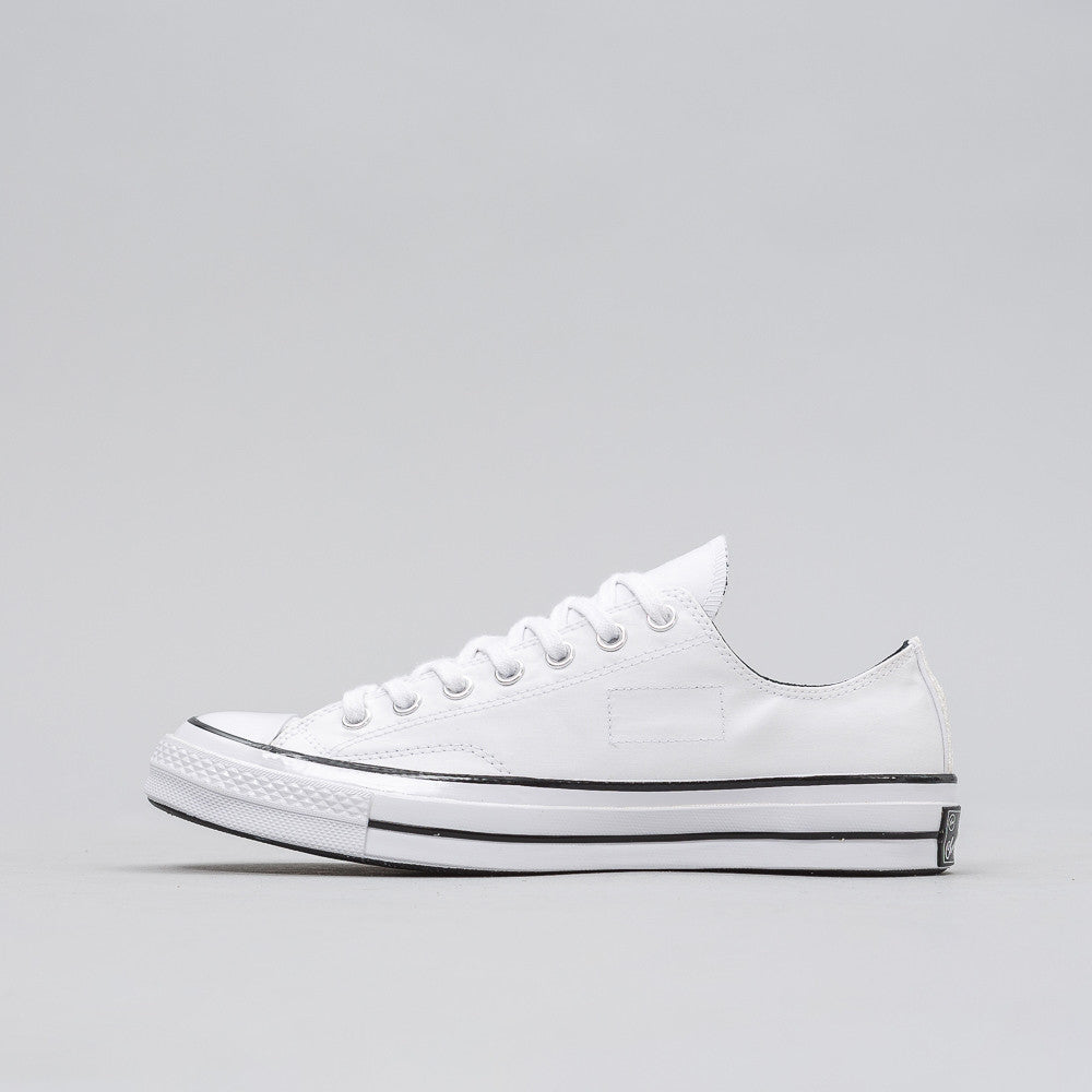 Converse x Fragment Design CTAS 70 Ox 'Tuxedo' in White - Notre