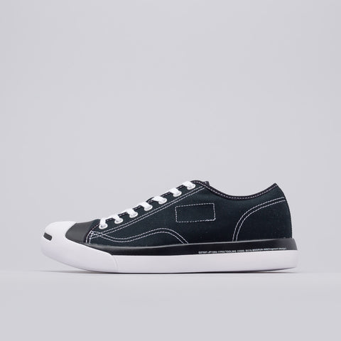Converse Fragment Jack Purcell Modern Ox in Black - Notre