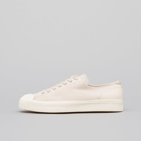 Converse x CLOT Jack Purcell Ox in White Swan - Notre