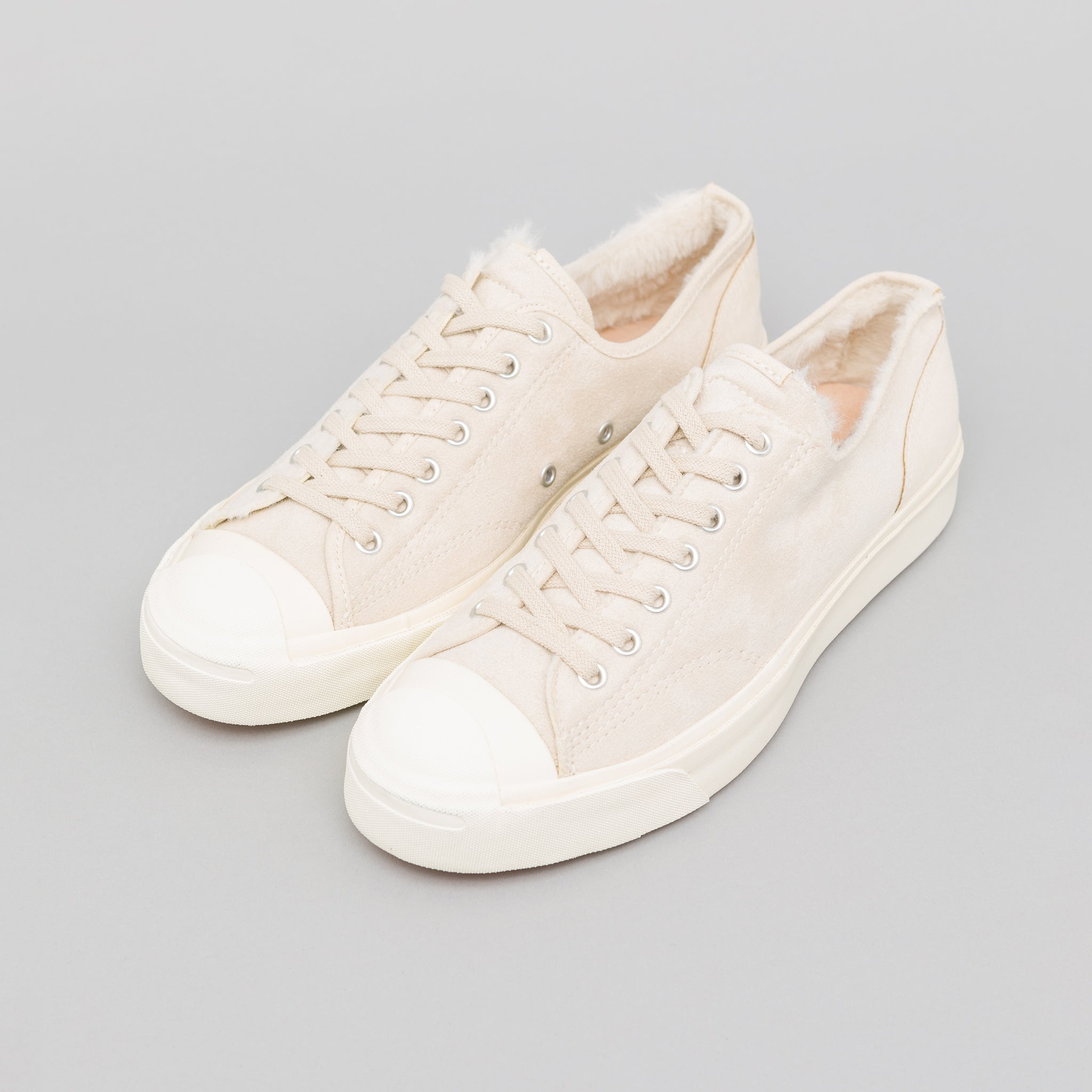 x CLOT Jack Purcell Ox in White Swan