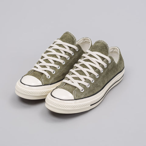 Converse Chuck Taylor 70 Ox in Medium Olive - Notre