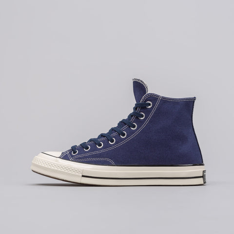 Converse CTAS 70 Hi in Midnight Navy/Black - Notre
