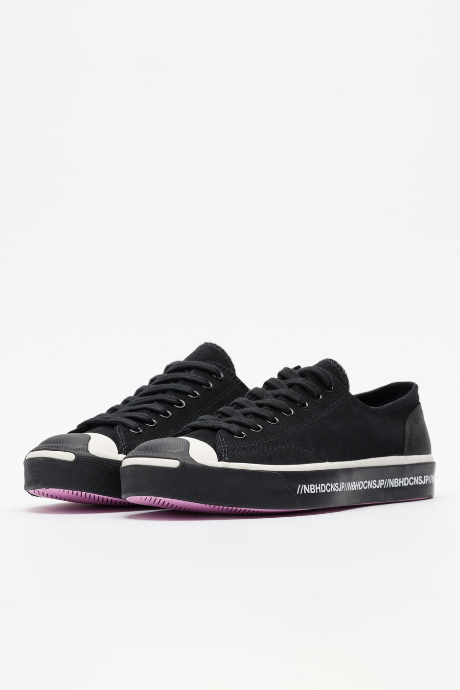 Converse Neighborhood Jack Purcell Ox in Black - Notre