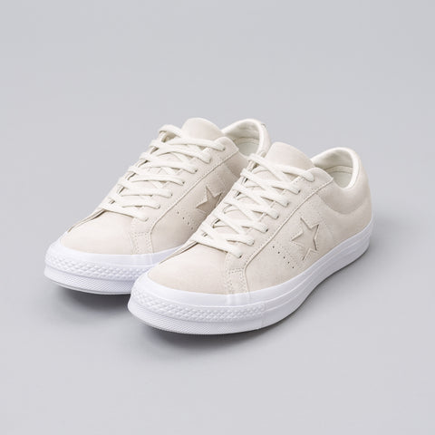 Converse One Star Ox in Egret - Notre