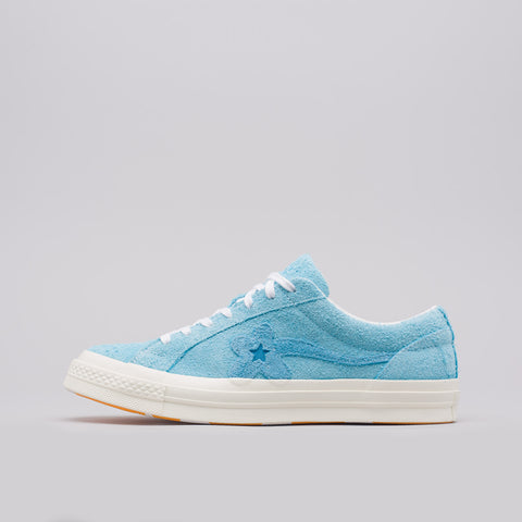 Converse x Golf Le Fleur Ox Bachelor Button in Blue - Notre