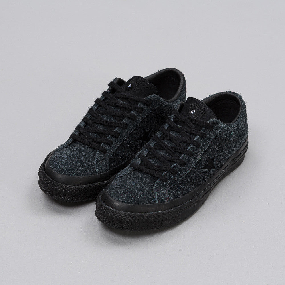Converse x Stussy One Star 74 in Caviar Notre 1