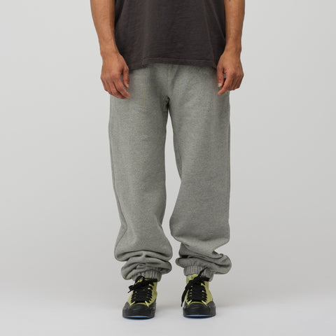 Converse x A$AP Nast Sweatpant in Heather Grey - Notre