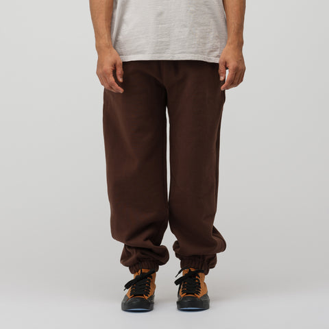 Converse x A$AP Nast Sweatpant in Brown - Notre