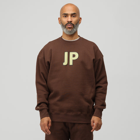 Converse x A$AP Nast Crew Sweatshirt in Brown - Notre