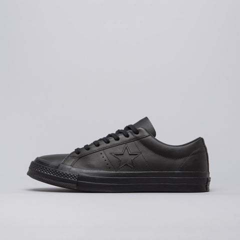 Converse x Engineered Garments One Star Ox in Black - Notre