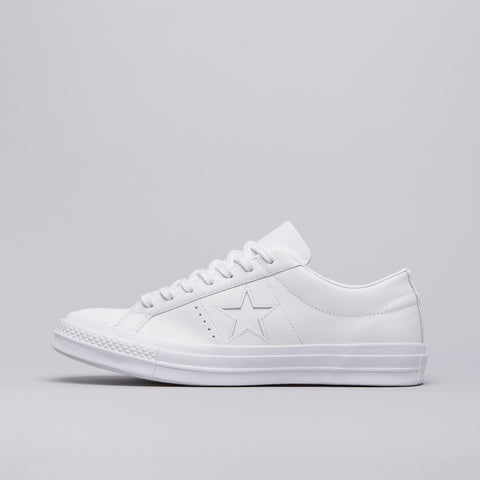 Converse x Engineered Garments One Star Ox in White - Notre