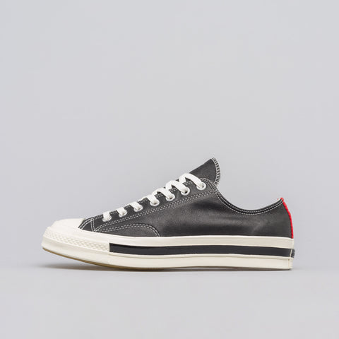 Converse x Kasina Chuck 70 Ox in Black/Red - Notre