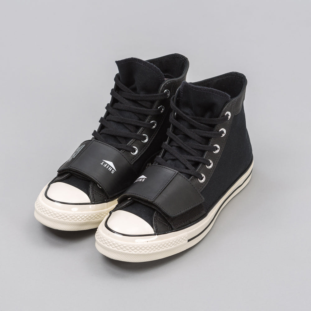 Converse Converse x Neighborhood CTAS 70 Moto Hi in Black - Notre