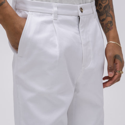 Converse x Patta Pleated Chino in White - Notre