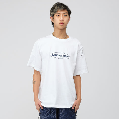 Converse x Perks and Mini Short Sleeve Graphic T-Shirt in White - Notre