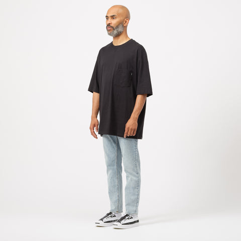 Converse TAKAHIROMIYASHITA The Soloist Packable T-Shirt in Black - Notre
