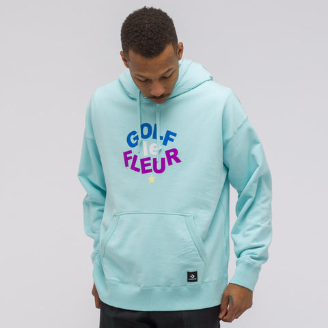 x Tyler the Creator Pullover Hoodie in Clearwater Blue