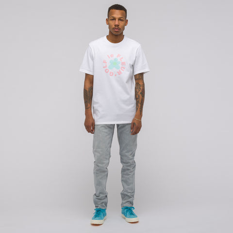 Converse x Tyler the Creator T-Shirt in White - Notre