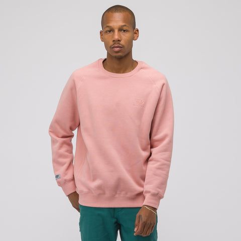 Dickies Construct Crew Neck Sweatshirt in Pink - Notre