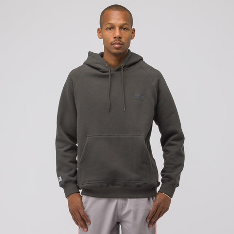 Dickies Construct Hooded Sweatshirt in Almost Black - Notre