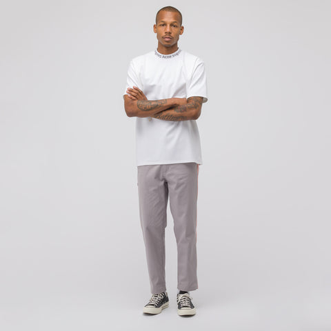 Dickies Construct Side Stripe Pants in Light Grey - Notre
