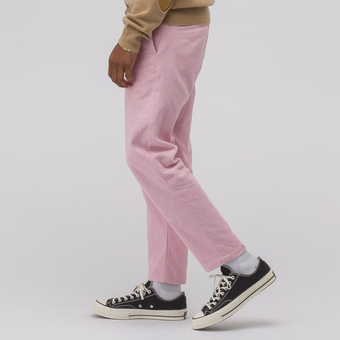 Dickies Construct Woven Corduroy Pants in Pink - Notre